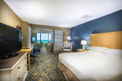 Hilton Daytona BeachResort-Ocean Walk Village - King Suite