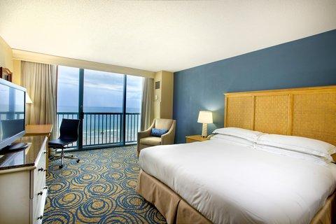 Hilton Daytona BeachResort-Ocean Walk Village - King Oceanfront Room