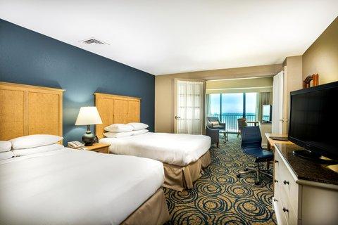 Hilton Daytona BeachResort-Ocean Walk Village - Queen Room
