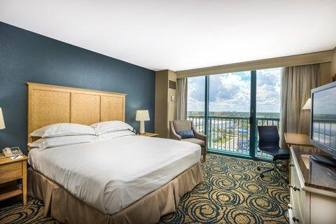 Hilton Daytona BeachResort-Ocean Walk Village - King Room