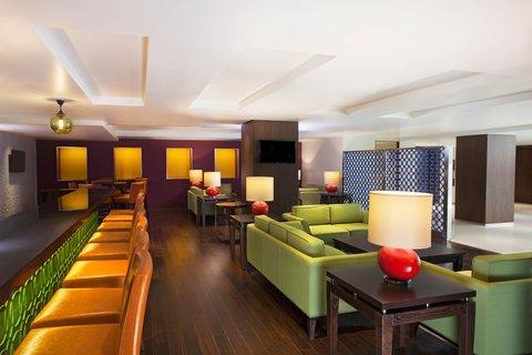 Hilton Garden Inn Trivandrum - Lobby Lounge
