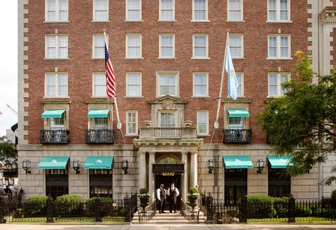 The Eliot Hotel - Eliot Exterior