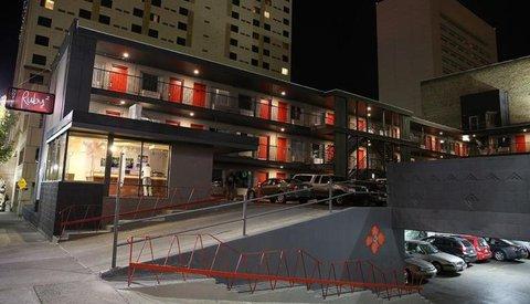 Ramada Limited Spokane Downtown - Ruby Exterior Resized