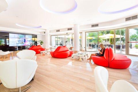 Hotel Apartamentos THB Ocean Beach - RECEPTION