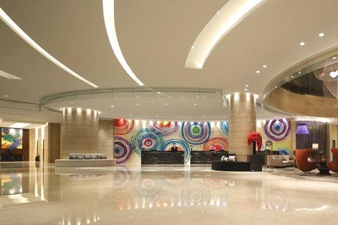 Crowne Plaza WUXI TAIHU - Hotel Lobby
