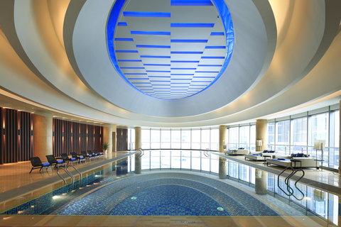 Crowne Plaza WUXI TAIHU - Swimming Pool