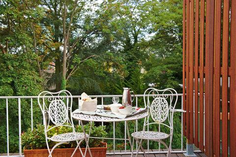 มานอส พรีเมียร์โฮเต็ล - Suite Terrace