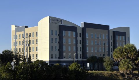 Staybridge Suites ST. PETERSBURG DOWNTOWN - Hotel Exterior