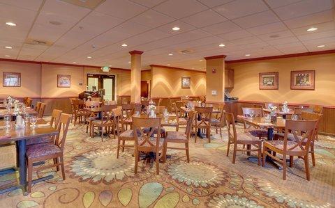 Holiday Inn SPOKANE AIRPORT - Restaurant