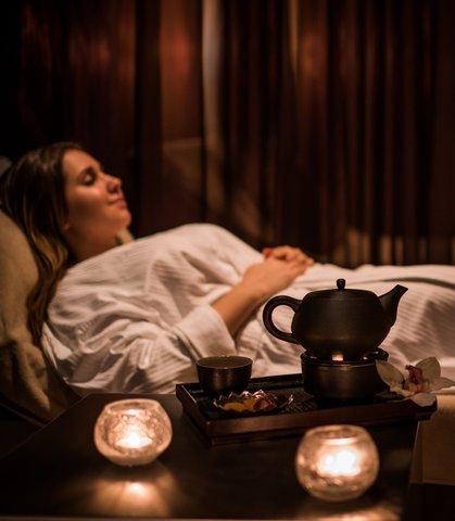فندق ماريوت هاربر دبي - Saray Spa Treatment Room