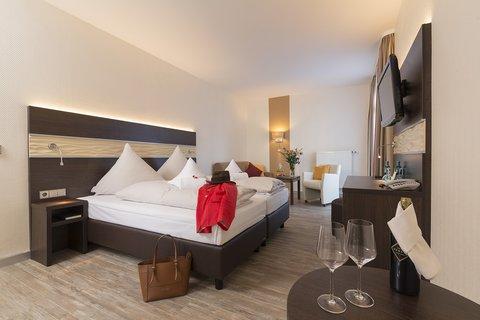 Concorde Hotel Am Leineschloss - Room1
