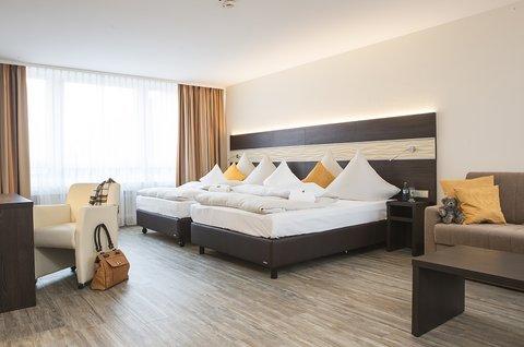 Concorde Hotel Am Leineschloss - Room3