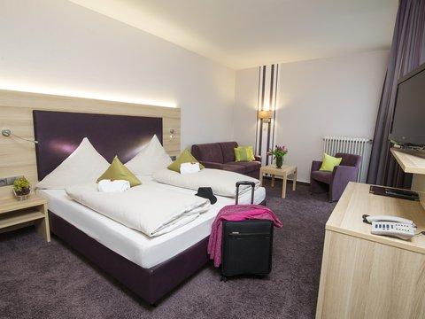 Concorde Hotel Am Leineschloss - Room5