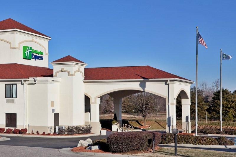 Holiday Inn Express KERNERSVILLE - Kernersville, NC