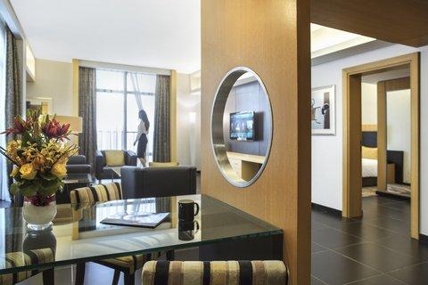 Hala Arjaan by Rotana - Premium Suite One Bedroom
