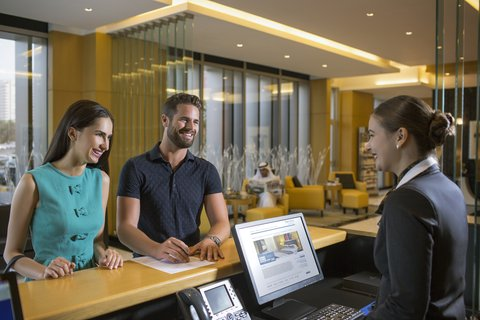 Hala Arjaan by Rotana - Fast Check-In