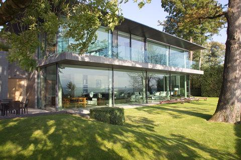 日内瓦香格里拉酒店及温泉 - Villa Du Lac Reserve Geneve Exterior