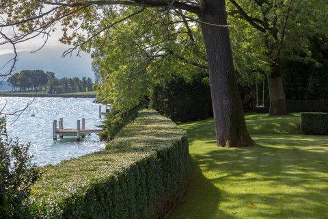 日内瓦香格里拉酒店及温泉 - Villa Du Lac Reserve Geneve Garden