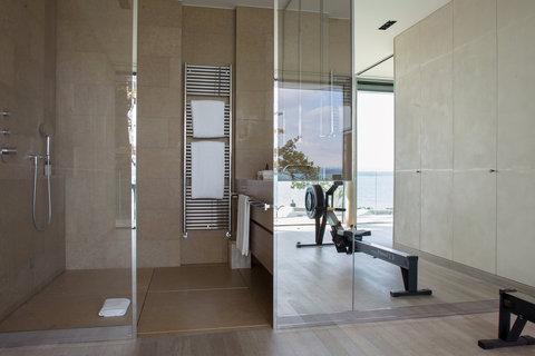 日内瓦香格里拉酒店及温泉 - Villa Du Lac Reserve Geneve Fitness