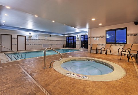 Holiday Inn Express & Suites GLENPOOL-TULSA SOUTH - Pool
