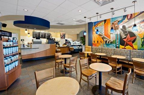 Radisson Hotel & Suites Austin Downtown - Starbucks