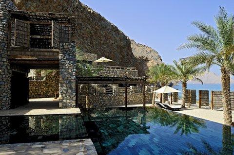 Six Senses Zighy Bay - Private Reserve Pool