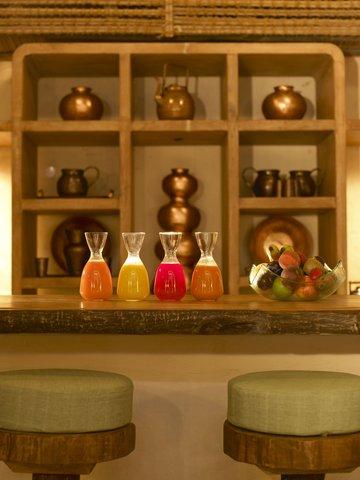 Six Senses Zighy Bay - Spa Juice Bar