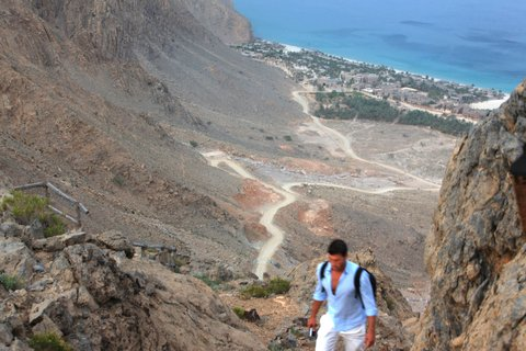 Six Senses Zighy Bay - Treking