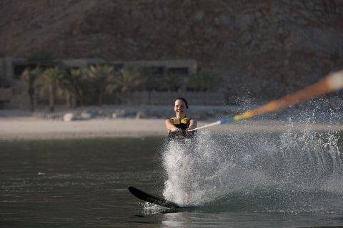 Six Senses Zighy Bay - Water Ski
