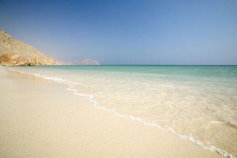 Six Senses Zighy Bay - Zighy Bay Beach