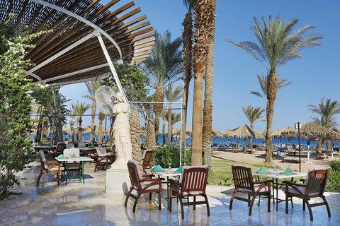 فندق هلتون شيخ فيروز - Al Fresco Italian Restaurant