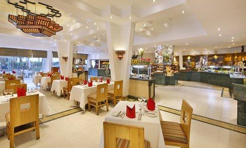 فندق هلتون شيخ فيروز - El Wadi Restaurant