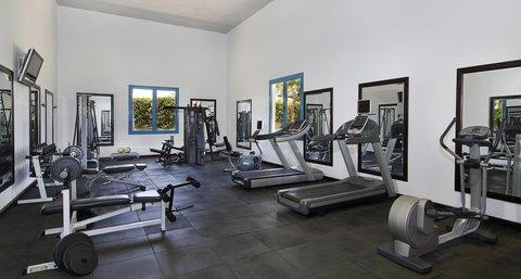 فندق هلتون شيخ فيروز - Gym