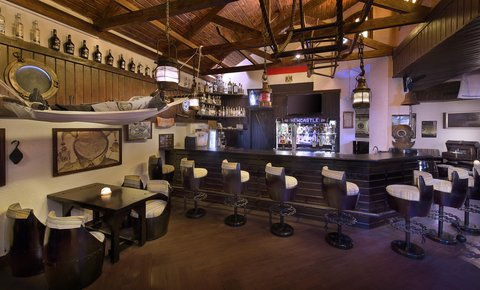 فندق هلتون شيخ فيروز - Pirates Bar