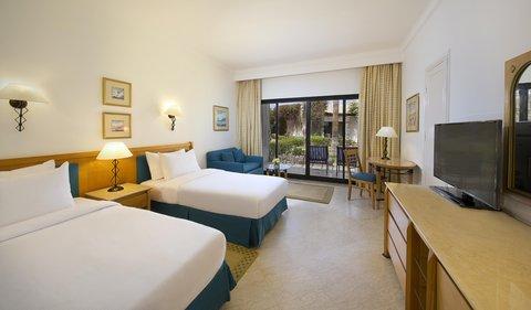 فندق هلتون شيخ فيروز - Twin Deluxe Room