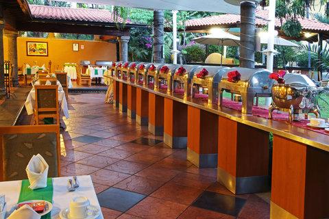 Holiday Inn Cuernavaca Hotel - Buffet