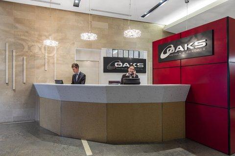 Oaks On Felix - Felix Reception