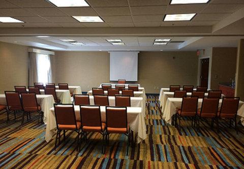 Fairfield Inn & Suites Birmingham Fultondale/I-65 - Meeting Room