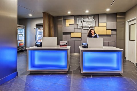 Holiday Inn Express & Suites KILLEEN - FORT HOOD AREA - Front Desk
