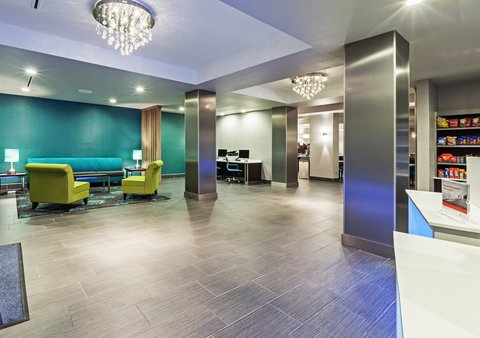 Holiday Inn Express & Suites KILLEEN - FORT HOOD AREA - Hotel Lobby