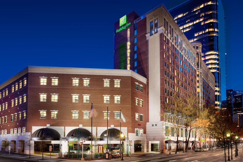 Hotels Near Charlotte Nc Convention Center
