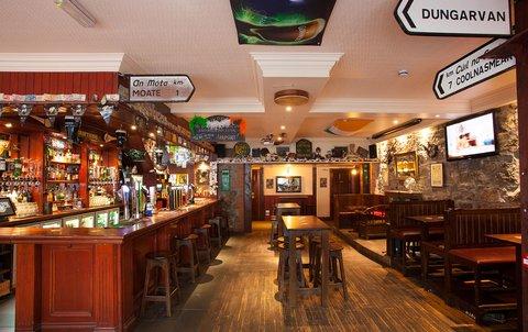Aberdeen Douglas - Malones Irish Bar