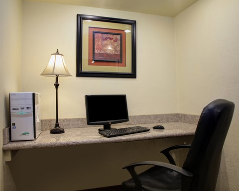 Suburban Extended Stay Hotel Near ASU - Business Center
