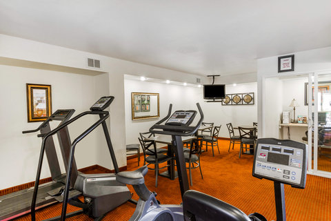 Suburban Extended Stay Hotel Near ASU - Fitness