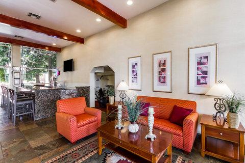 Suburban Extended Stay Hotel Near ASU - Lobby