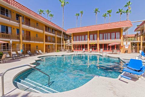 Suburban Extended Stay Hotel Near ASU - Pool