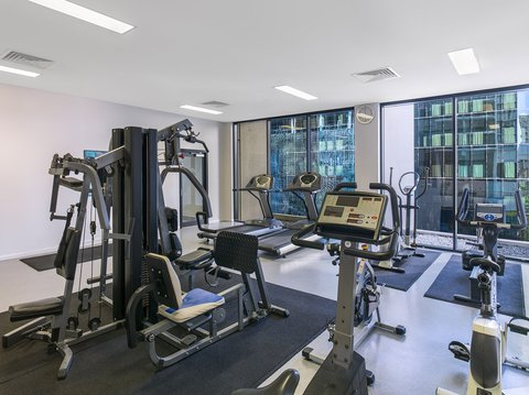 Istay River City - Gym