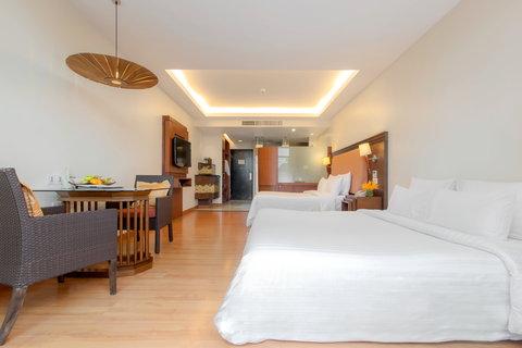 Radisson Blu Plaza Resort Phuket Panwa Beach - Deluxe Family Room