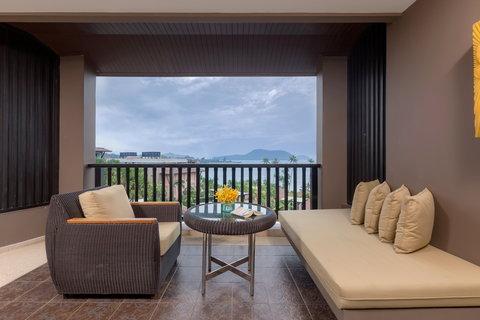 Radisson Blu Plaza Resort Phuket Panwa Beach - Junior Suite