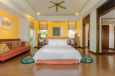 Radisson Blu Plaza Resort Phuket Panwa Beach - Pool Villa